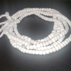 "Jewelry - Waistbeads-""Ocean of Pearls*"